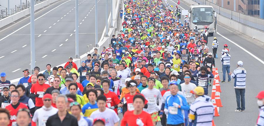 横浜マラソン2018 | 横浜を走る、世界が変わる - コース |