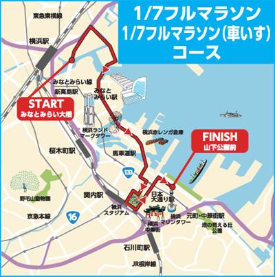 ffe54a09d9 1/7フルマラソン(6.0278km)・1/7フルマラソン(車いす)