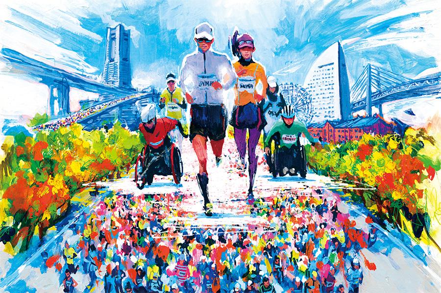 横浜マラソン2018 | 横浜を走る、世界が変わる